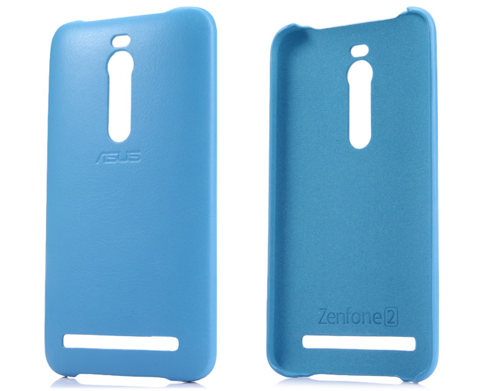ASUS Zen Series Practical PU Material Soft Protective Back Case for ASUS Zenfone 2