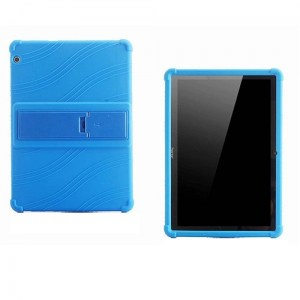 SILICONE STAND HUAWEI T3 10 BLUE