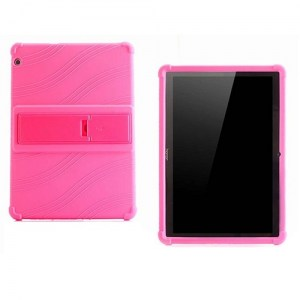 SILICONE STAND HUAWEI T3 10 PINK